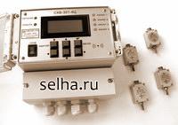 Специализированные микропроцессорные контроллеры СМК-302-2-4Ц, СМК-302-2-8Ц