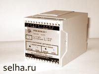 Реле промежуточное искробезопасное РПИ-301М