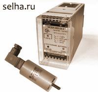 Система контроля вибрации СКВ-301Д-1