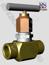 15с67бк клапан запорный игольчатый