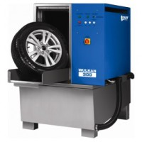 WULKAN 300 - установка моечная для колес л/а