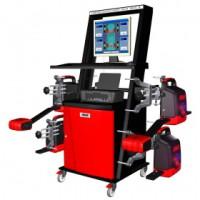 КДС-5К Т(4х2) - стенд контроля и регулировки углов установки колес г/а