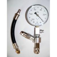 АГЦ — анализатор герметичности цилиндров для диагностики всех типов бензиновых двигателей через свечные отверстия