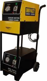 CJ-Impact 750 - Установка карбоновой очистки инжекторов бензиновых и форсунок дизельных двигателей