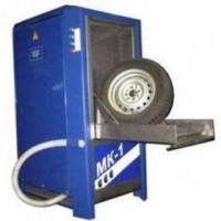МК-1 — автоматическая мойка колес л/а и внедорожников