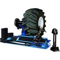 Monty 5800WL — автоматический шиномонтажный станок для всех типов колес г/а, автобусов и тракторов, вкл колеса с монтажным ручьем и замковым кольцом