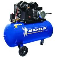 VCX 100 (MICHELIN) - компрессор поршневой воздушный с ременной передачей (230В)