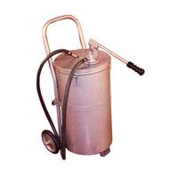 С-223-1 — маслораздатчик моторного и трансмис. масла с ручным насосом (передвижной, 3.5л/мин, бак 40л)