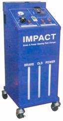 CJ-Impact 320 - Установка для замены тормозной жидкости и масла в гидроусилителе руля