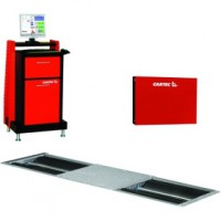 BDE 2304 K-BrM-SmG - Роликовый тормозной стенд для автомобилей с нагрузкой на ось до 4 тонн