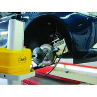 DA2002 - Установка для проточки тормозных дисков