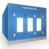 NORDBERG STANDART - окрасочно сушильная камера