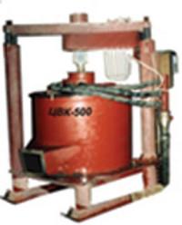 Концентратор центробежно-вибрационный ЦВК-500