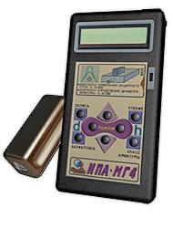 Измеритель защитного слоя бетона и диаметра арматуры ИПА-МГ4