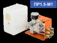 Усилитель мощности ПР1.5-М1 пневматический