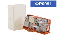 Устройство регулирующее ФР0091 и ПР3.31-М1