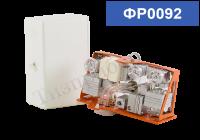 Устройство регулирующее ФР0092 и ПР3.32-М1