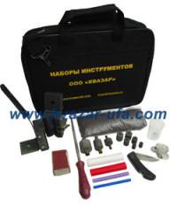 Комплект для термитной пайки выводов электрохимзащиты КТП-ЭХЗ (вариант-I)