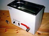 УЗВ1-0,16/37 — ультразвуковая ванна (рабочий объем 300х150х100мм/3,5л, таймер, система подогрева)