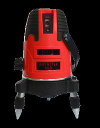 INFINITER CL3 — лазерный нивелир-уровень