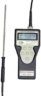 """ИТП-МГ4 """"ЗОНД"""" — измеритель теплопроводности"""