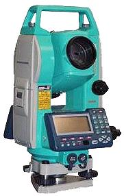 Sokkia 330RK3 — электронный тахеометр