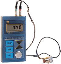 TT130 — ультразвуковой толщиномер металлов и пластиков