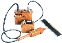 Крона-2И — электроискровой дефектоскоп
