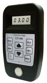 UT-301М — ультразвуковой толщиномер общего применения