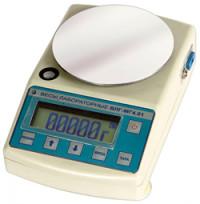ВЛГ-1000/0,05 МГ4.01 — весы лабораторные гидростатические электронные