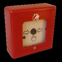 ИП-Р - Извещатель пожарный ручной («Разбей стекло») адресный
