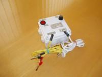Трансформатор однофазный, сухой, понижающий, разделительный, для наващивания рамок ОСПРП-0,04 220/12