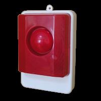 ОСЗ-1 - Оповещатель светозвуковой 12 В внутренней установки в двух исполнениях