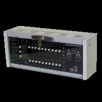 ППКП 019-10/60-2 (ППС-3М) - Прибор приемно-контрольный пожарный на 10-60 лучей со встроенным резервным БП с аккумулятором